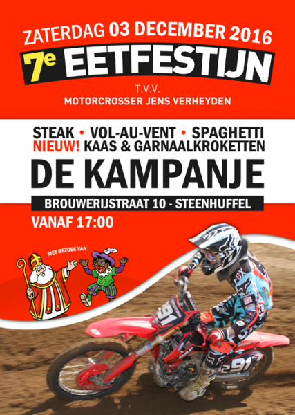 7e Eetfestijn Jens Verheyden